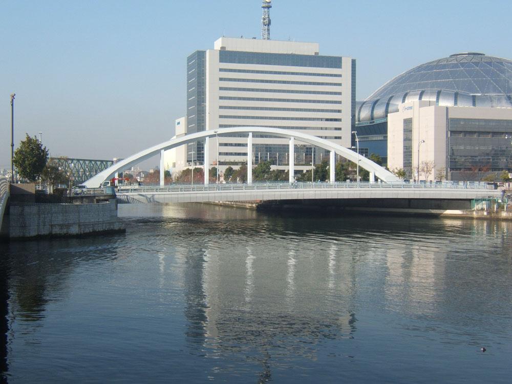 京セラドーム大正橋