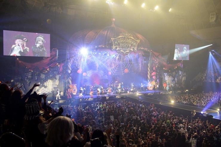 神戸ワールド記念ホール_スタンド席_C