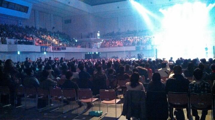 福岡国際センター アリーナ2
