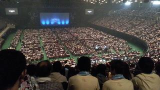 大阪城ホール スタンドC