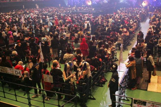 神戸ワールド記念ホール アリーナ2