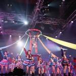 代々木第一体育館座席表HKT48接近!これがサシコドソレイユだ!